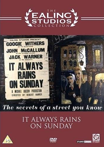 It Always Rains on Sunday movie